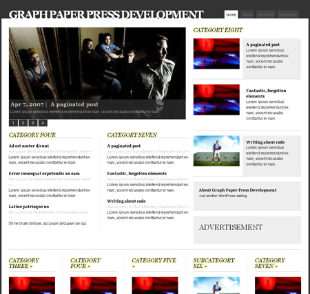 Berlin Premium WordPress Theme