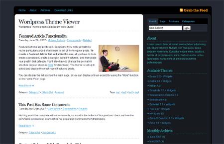 Killian 1.0 WordPress Premium Theme
