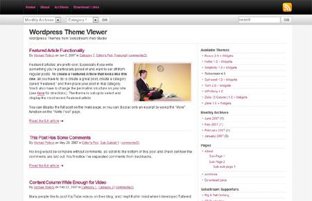 Solostream 4.0 Premium WordPress Theme