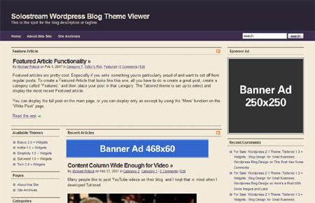Suhweet 1.0 Premium WordPress Theme