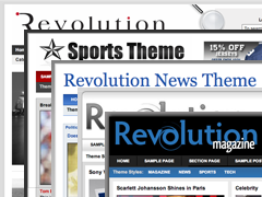 Revolution Theme Offers All-Inclusive Package