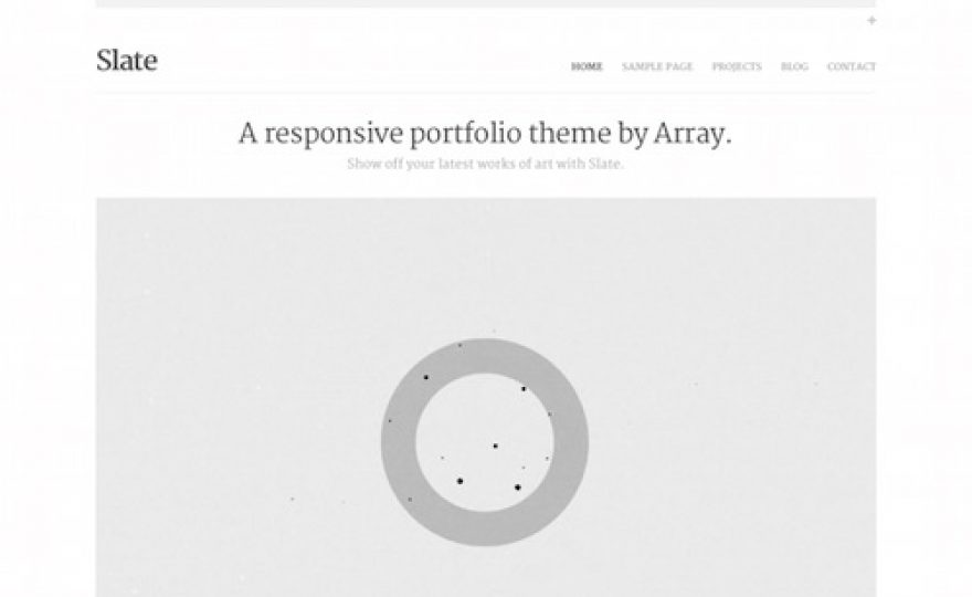 The Best Minimalist WordPress Themes