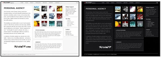 richwp personal agency