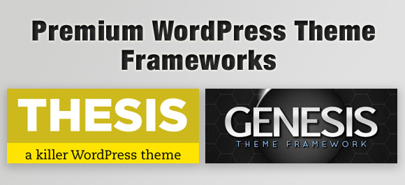 Premium WordPress Theme Website Builders & Frameworks