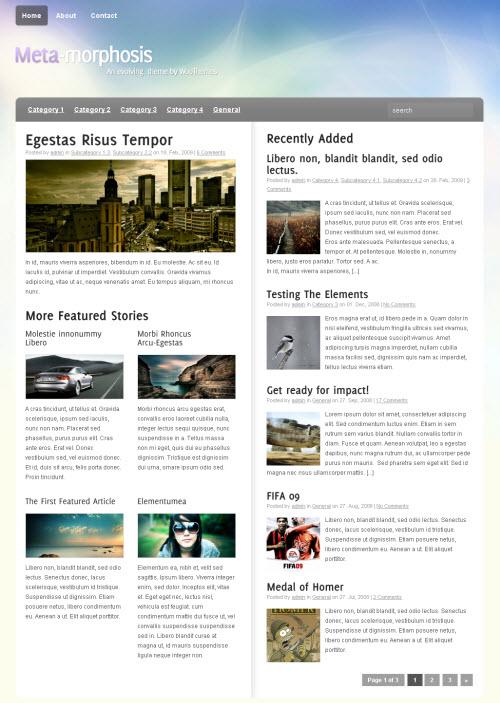 Great Free Premium WordPress Themes 2gI9MzZA