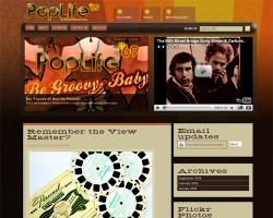 PopLife69 WordPress Theme