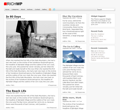 how to change header image on wordpress blog