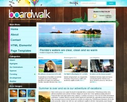 BoardWalk Premium WordPress Theme