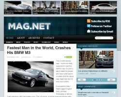 Magnet Premium WordPress Theme