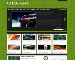 Charisma Premium WordPress Theme