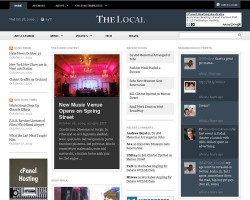 The Local Premium WordPress Theme