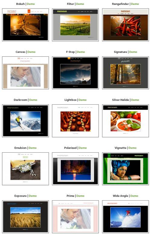 Single thumbnail gallery wordpress