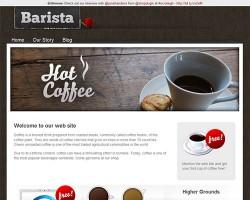 Barista Premium WordPress Theme