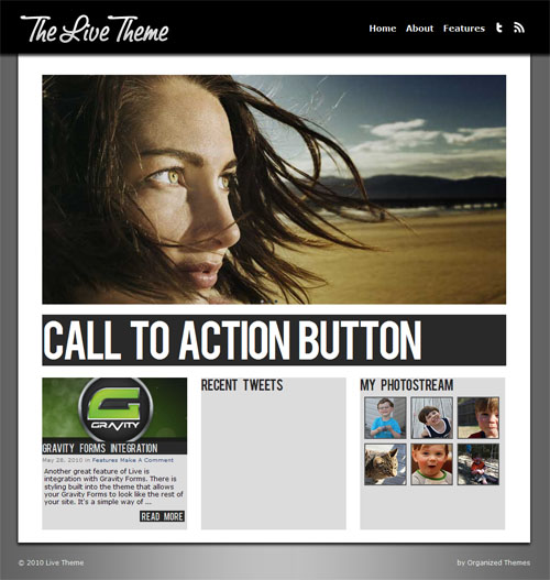 Live Premium WordPress Theme