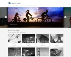 photolist wordpress theme