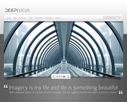 Deep Focus Premium WordPress Theme