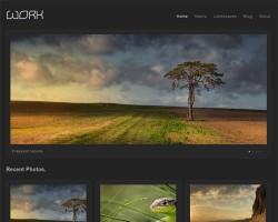 Work Portfolio Premium WordPress Theme