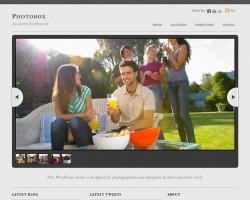 Photobox Premium WordPress Theme