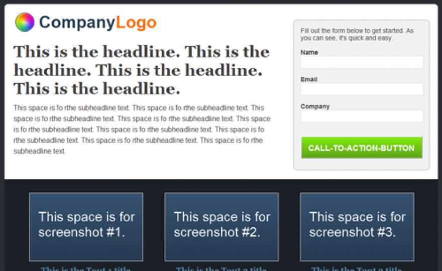 Premium WordPress Landing Page Plugin