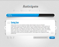 Anticipate – WordPress Maintenance Mode Plugin
