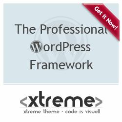 Xtreme One WordPress Theme Framework
