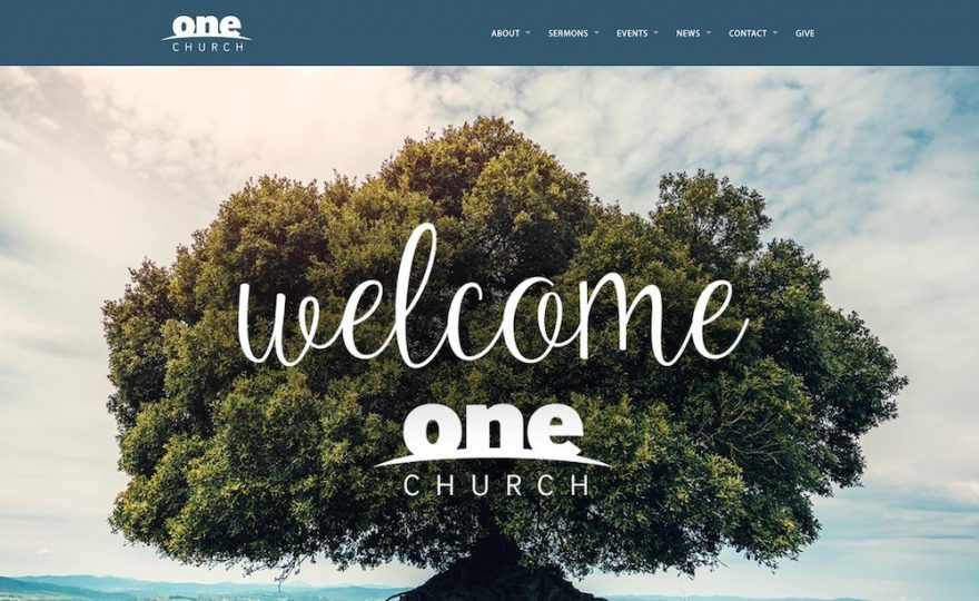 The Best Church WordPress Themes