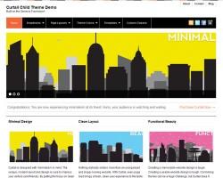 Curtail Premium WordPress Theme