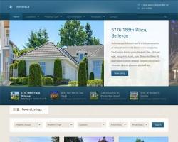 Domestica Real Estate WordPress Theme