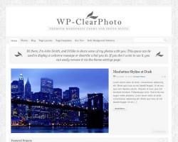 WP Clear Photo Premium WordPress Theme