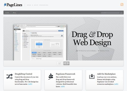 PageLines Drag & Drop WordPress Framework