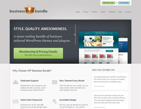 wp business bundle