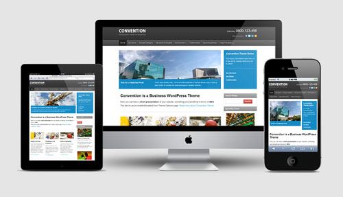 50+ Best Responsive WordPress Themes