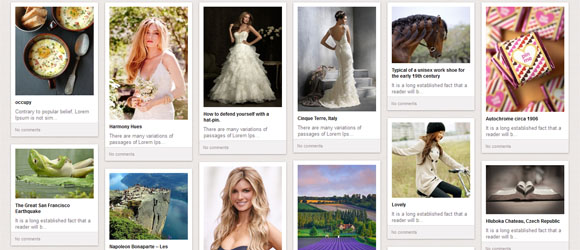 20+ Best Pinterest-Like WordPress Themes