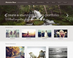 Photostore WordPress Theme for Photographers