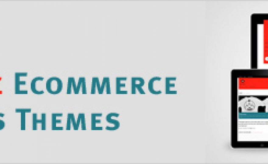Best Responsive Ecommerce WordPress Themes