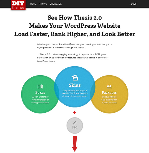 Thesis wp theme alternative