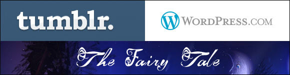 WordPress and Tumblr: The Fairy Tale