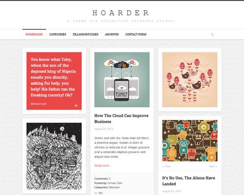 hoader