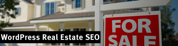wordpress real estate seo