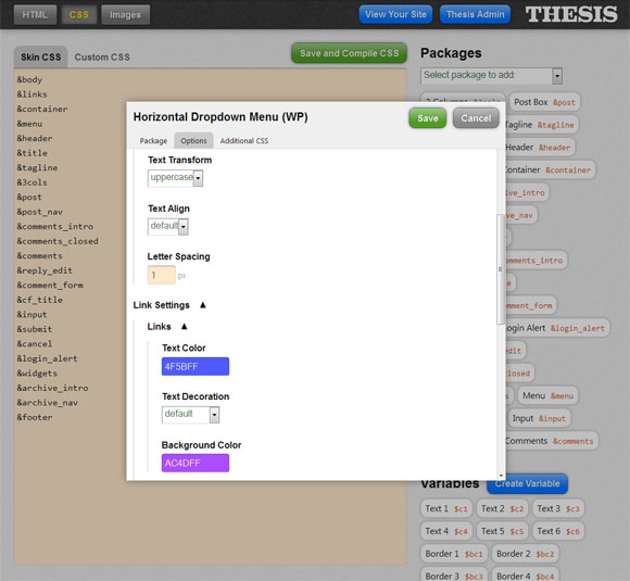 "thesis register widget This plugin allows you to insert thesis teasers ""thesis sidebar teasers"" is open removed the description field from the widget since it wasn't."