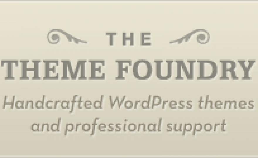 the theme foundry wordpress themes