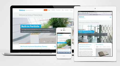 Venture Responsive Design