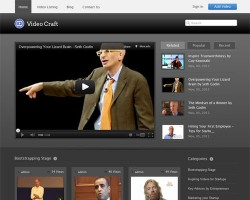Video Craft WordPress Theme