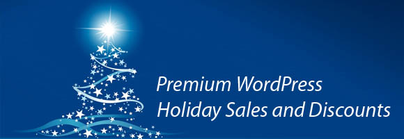 Premium WordPress Holiday Sales and Discounts