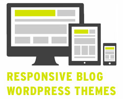 responsive blog wordpress themes