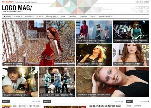 Beautiful, Modern and Responsive Newspaper and Magazine WordPress Theme