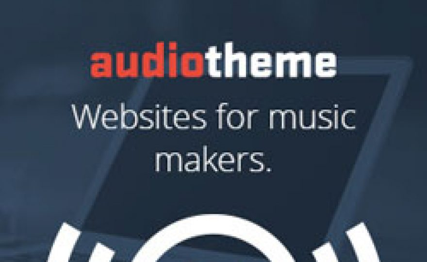 AudioTheme: WordPress Theme Shop for Bands and Musicians