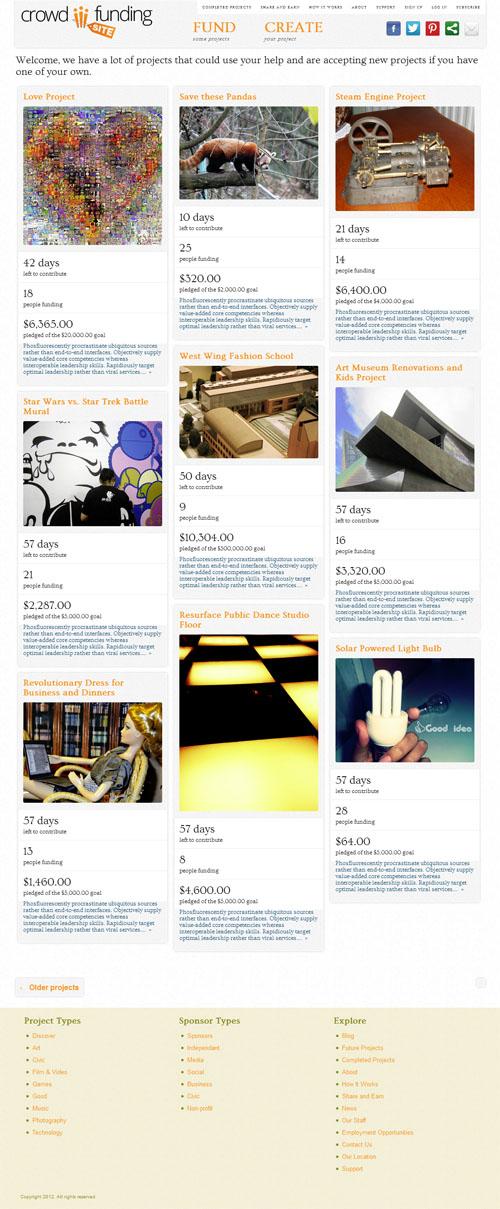 crowdfunding-theme