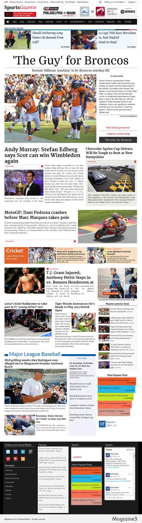 sports-gazette