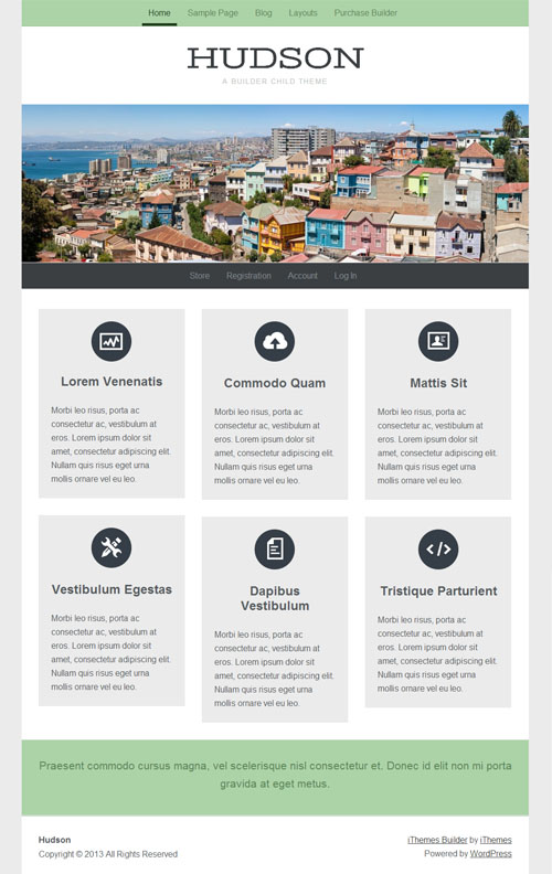 powered by wordpress and thesis Are you running thesis and want to change the text in the footer in this example we simply want to add a link to our wordpress hosting service at the bottom of a site with which we are using the thesis wordpress theme.